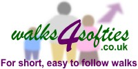 walks4softies home page